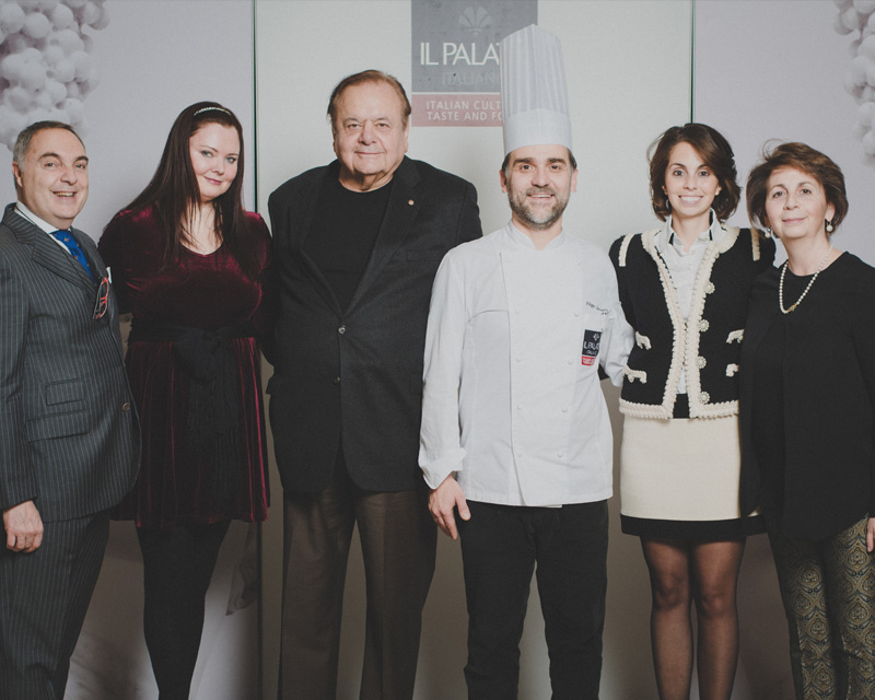 Paul Sorvino in Italia in un tour esclusivo